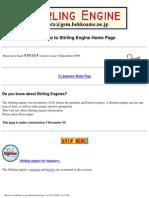 (Make) - Stirling Engines Diy