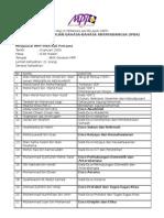 Minit Mesyuarat MPP 2009 (1)