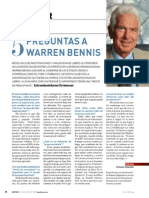 5 preguntas a Warren Bennis.pdf