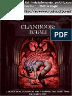 [Portugues] ClanBook Baali