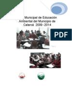 Plan Municipal de Educacion Ambiental