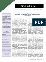 Arguello - La República Argentina y la ONU