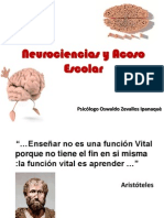 Neurociencias y Acoso Escolar