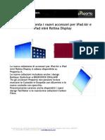 iPad Air & iPad Mini Retina Display