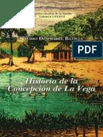 despradel - Historia de la Concepción de La Vega