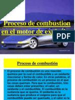 Proceso de Combustion en El Motor de Explocion
