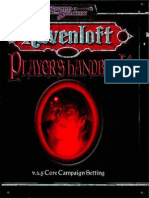 Ravenloft Player's Handbook