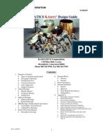 Bearing Design - KAronDesignGuideRevE030405