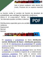 distribucion nromal