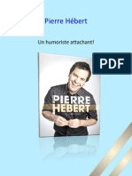 pierre hebert-signed