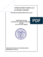 NJDGE - Financials - 2013.06.30