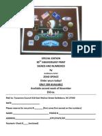 Tuscarora 90th Annniversary Print Order Form
