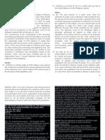 CivPro Digests 11-14-2013
