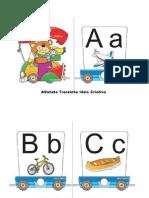 Alfabeto Do Trenzinho