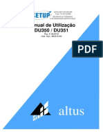 Manual Utilizacao DUO MU213100