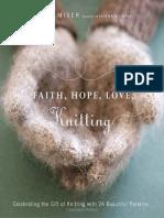 Faith 2C Hope 2C Love 2C Knitting