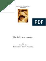 DELIRIO AMOROSO Alda Merini