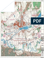 Map of Belt Around Bacau City Planning 2013