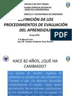 EvaluaciriC