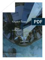Plans for the Kingdom Tower in Jeddah, Saudi Arabia, billed as the tallest tower in the world