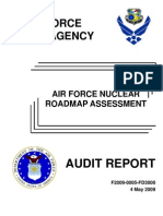 """Air Force Nuclear Roadmap Assessment"""