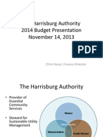 Harrisburg Authority 2014 budget presentation