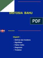 Distocia Bahu (Alarm 2005)