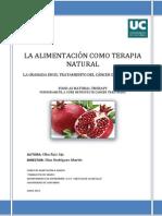 1 - Fruta Granada en el Tratamiento del Cáncer de Próstata