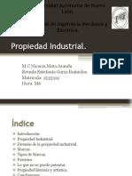 Propiedad Industrial.presentacion