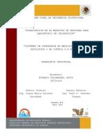 Acreditación en la Magnitud de Densidad para Laboratorio de Calibración