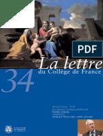 Lettre information Collège 34