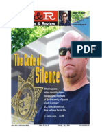 The Code of Silence - Story and Photos by Stephen James Investigative Journalism & Photography