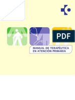 Manual Terapeutica Atencion Primaria