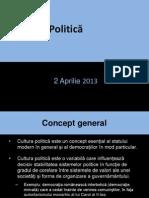 Cultura Politica