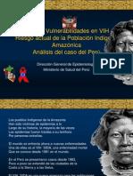 VIH SIDA Indigena 2011