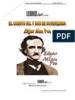 Poe Edgar Allan - El Cuento Mil y Dos de Sherezada