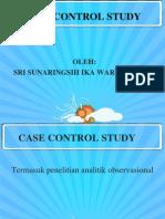 Materi Case Control