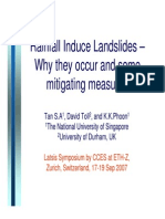 Latsis - Rainfall Induced Landslides - Why They Occur and Some Mitigating Measures [Compatibility Mode]