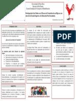 Factores Asociados a la Participación de los Padres en el Proceso de Transición de sus Hijos-as con Impedimentos de la Escuela Superior a la Educación Post-Secundaria (Rivera, 2010)