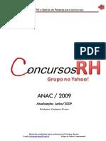 Apostila Anac Rh