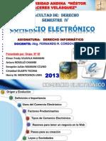 Comercio Electronico - Peru
