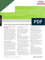 Datasheet Hus and Hitachi Nas Platform 4000 Series