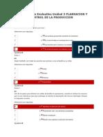 Act 12 Lección Evaluativa Unidad 3 PLANEACION Y CONTROL DE LA PRODUCCION