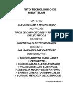 Electricidad y Magnetism o
