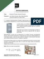 Guía de Ejercicios Ev. Proyectos_2011