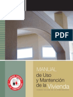 Manual de Uso y Mantencion de La Vivienda2008