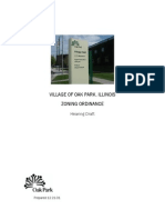 Oak Park Rlh Zoning Ordinance 01-09-02