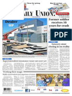 The Daily Union. November 16, 2013