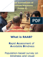 Rapid Assessment of Avoidable Blindness_Hans Limburg_16Sept2013
