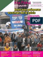 Alerta Perú 10 - agosto 2009